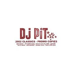 DJ Pit - 2002 Classics - Double Maxi Vinyl 12 inches - Garage Deep House