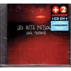 Les Rita Mitsouko - Cool Frénésie - CD Album + 2 inédits