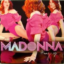Madonna - Hung Up - Maxi Vinyl 12 inches - Pop Dance