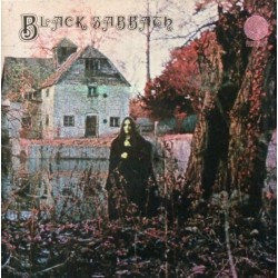 Black Sabbath – LP Vinyl Album 1st Black Sabbath - France - Hard Rock Metal