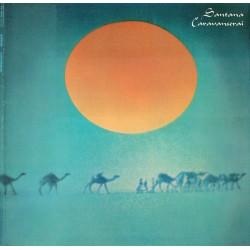 Carlos Santana - Caravanserai - LP Vinyl Album 1972 - Rock Latin Music