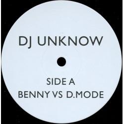 Benny Benassi vs. Depeche Mode - Eurythmics vs. Frankie Goes To Hollywood - Maxi Vinyl 12 inches - Electro House