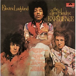 The Jimi Hendrix Experience - Electric Ladyland - Double LP Vinyl Album 1979 - Psychedelic Rock Blues