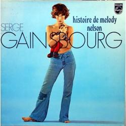 Serge Gainsbourg - Histoire De Melody Nelson - LP Vinyl Album - Chanson Française