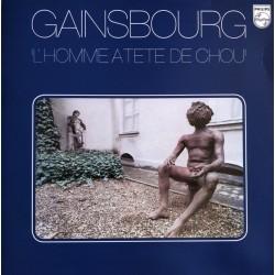 """Gainsbourg - """"L'Homme À Tête De Chou"""" - LP Vinyl Album - Chanson Française"""