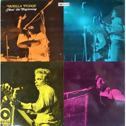 Vanilla Fudge - Near The Beginning - LP Vinyl Album 1969 - Psychedelic Rock