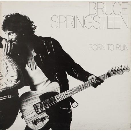 Bruce Springsteen - Born To Run - LP Vinyl Album 1975 - Rock Music