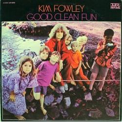 Kim Fowley - Good Clean Fun - LP Vinyl Album 1969 - Psychedelic Rock