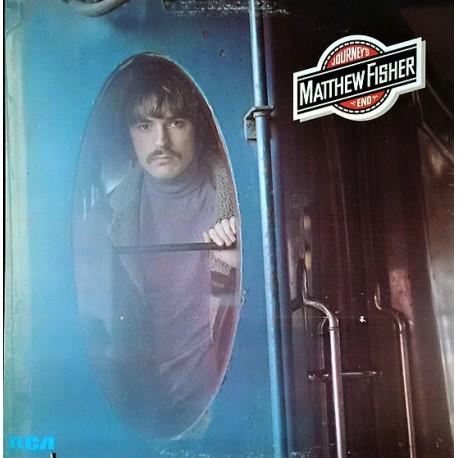 Matthew Fisher - Journey's End - LP Vinyl Album UK - Pop Rock Music