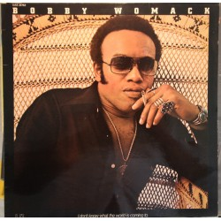 Bobby Womack - I Don't Know What The World Is Coming To - LP Vinyl Album - Soul Funk Music