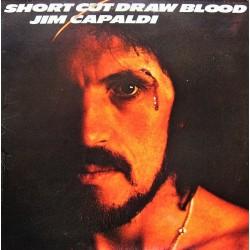 Jim Capaldi - Short Cut Draw Blood - LP Vinyl Album - Rock Music