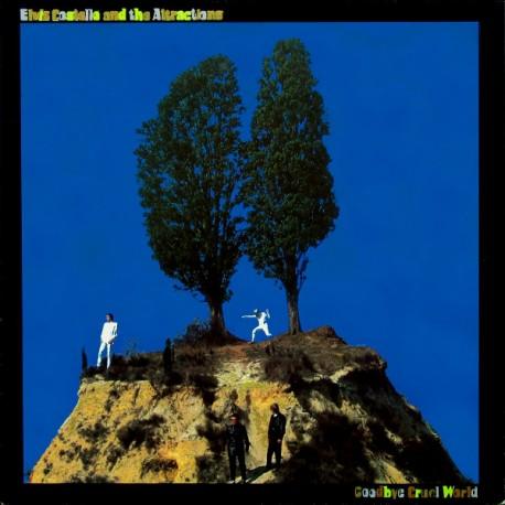 Elvis Costello And The Attractions - Goodbye Cruel World - LP Vinyl Album - Rock Music