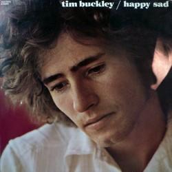 Tim Buckley - Happy Sad - LP Vinyl Album - Folk Rock Music