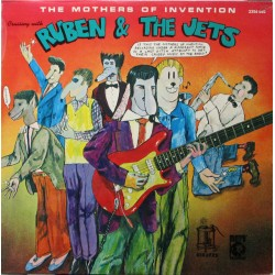 The Mothers Of Invention (Frank Zappa) - Cruising With Ruben & The Jets - LP Vinyl Album - Rock Music