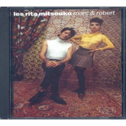 Les Rita Mitsouko - Marc & Robert - CD Album 1988