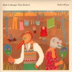 Robert Wyatt - Ruth Is Stranger Than Richard - LP Vinyl Album 1975 - Progressive Rock