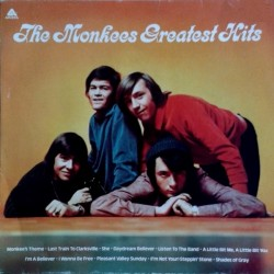The Monkees - Greatest Hits - LP Vinyl Album - Rock Music