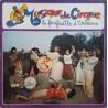 La Fanfouille D'Orléans - Musique De Cirque - LP Vinyl Album - World Music