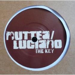 Nuttea - Luciano - The Key - Maxi Vinyl 12 inches - Ragga Hip Hop Rn'B