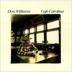 Don Williams - Cafe Carolina - LP Vinyl Album - Country Music