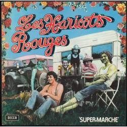 Les Haricots Rouges - Super-Marché - LP Vinyl Album - Jazz Dixieland