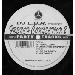 DJ L.B.R. - French Connection 2 - Maxi Vinyl 12 inches - Rap US