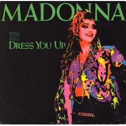 Madonna - Dress You Up - Maxi Vinyl 12 inches - Dance Pop Music