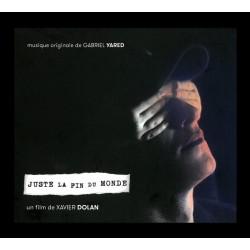 Gabriel Yared - Juste La Fin Du Monde - CD Album Digipack - Soundtrack