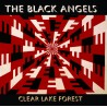 The Black Angels - Clear Lake Forest - CD Album EP - Psychedelic Rock
