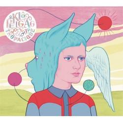 Klô Pelgag - L'Étoile Thoracique - CD Album Digipack - Symphonic Pop Rock