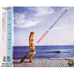 Wanda Sá - Wanda Vagamente - CD Album Japan Mono - Bossa Nova Jazz