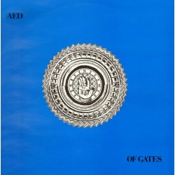 AED - Of Gates - Maxi Vinyl 12 inches - Rock Music Acoustic
