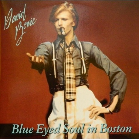 David Bowie - Blue Eyed Soul in Boston - Double LP Vinyl