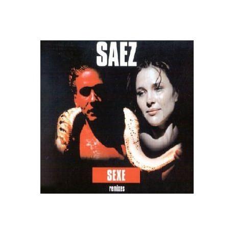 Saez - Sexe - Remixes - CD Maxi Single