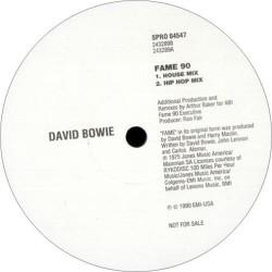 David Bowie - Fame 90 - Maxi Vinyl Promo