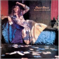 David Bowie -  El Hombre Que Vendio El Mundo - LP Vinyl