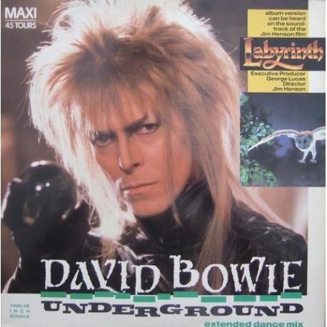 David Bowie - Underground - Maxi Vinyl