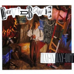 David Bowie -  Day-In Day-Out - Maxi Vinyl Promo
