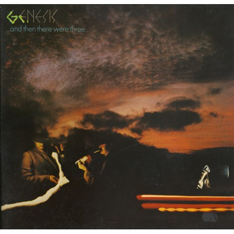 Genesis ‎– ...And Then There Were Three…
