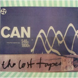 Can - The Lost Tapes - LP Vinyl