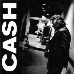 Johnny Cash ‎– American III: Solitary Man - LP Vinyl