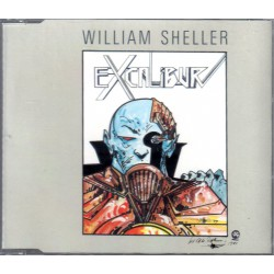 William Sheller - Excalibur - CD Maxi Single