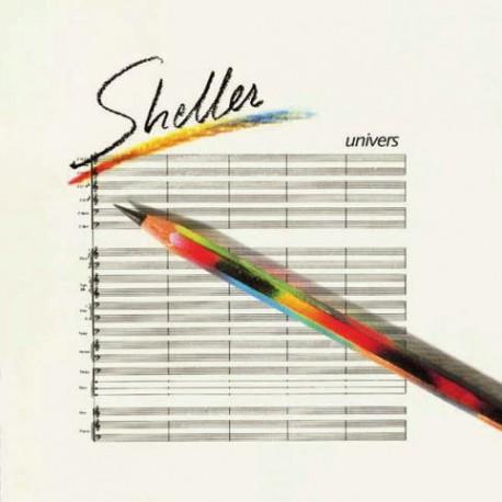 William Sheller - Univers - CD Album