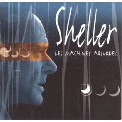 William Sheller - Les Machines Absurdes - CD Album