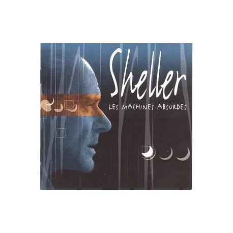 William Sheller - Les Machines Absurdes - CD Album