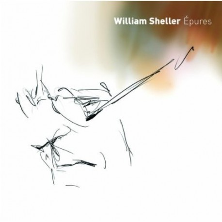William Sheller - Épures - CD Album