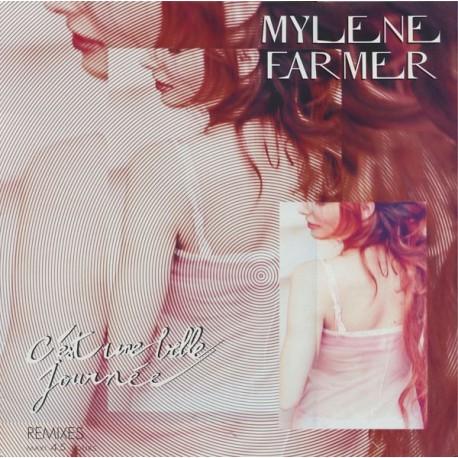 Mylene Farmer – C'est Une Belle Journée Picture Disc (Remixes)