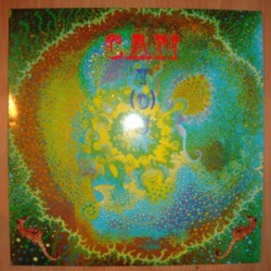 Can - Y (O) U - LP Vinyl Green Picture Sleeve