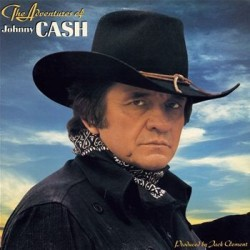 Johnny Cash - The Adventures Of Johnny Cash - LP Vinyl