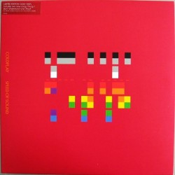 Coldplay ‎– Speed Of Sound - Clear Vinyl - LImited Edition 10 inches